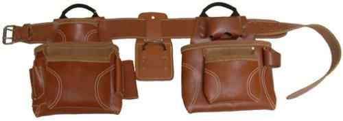 Custom Leathercraft 21448 17 Pocket/ 4 Piece Pro Framers Combo System