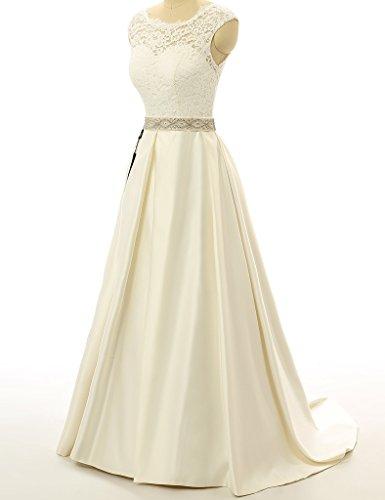 Simple Wedding Dress Accessories : Jaeden vintage wedding dresses for bride simple bridal