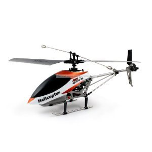 38cm Double Horse 9116 24GHz 4CH 4 Channel RC Single Blade Helicopter Gyro Big 450 Size COLORS MAY VARY