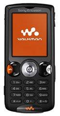 Sony Ericsson W810i Black - 2.0 Megapixel Camera - Bluetooth - 20MB Internal Memory