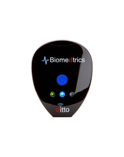 Ditto Bluetooth Le - Glucose Bluetooth Data System For Android And Ios