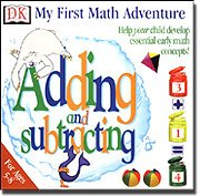 My First Math Adventure Adding and Subtracting