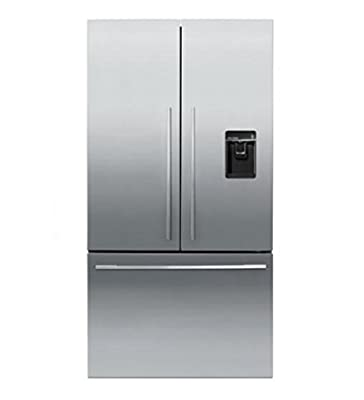 Fisher&Paykel RF610ADUSX4 Active Smart Frost-free French-door Refrigerator (614 Ltrs, Stainless Steel)