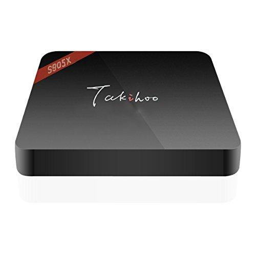 Daping-TV-Box-A95X-Android-60-Quad-Core-Amlogic-S905X-4K-HD-3D-64-Bit-Mini-Smart-TV-BOX-1G-8G-con-SPDIF-Multimedia-Colore-Nero-Plug-EU