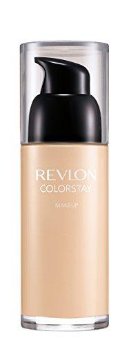 REVLON, Fondotinta Colorstay per pelli secche, flacone con dispenser, 30 ml, N° 250 Fresh Beige