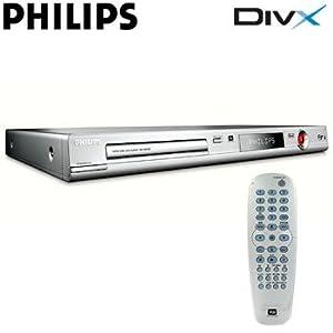 Philips DVDR3390 DVD Player/Recorder w/ DivX