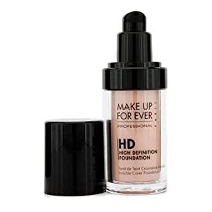 MAKE UP FOR EVER HD Invisible Cover Foundation 107 Pink 1.01 oz