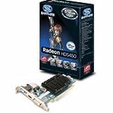 Sapphire 11166-08-20R - SAPPHIRE 512MB RADEON HD 5450 DDR3 H/M