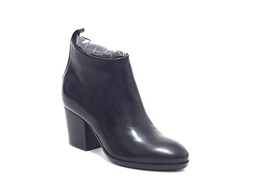 Janet & Janet scarpe donna, 36405, stivaletto in pelle, colore nero