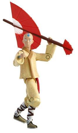 "The Last Airbender 3-3/4""  Figures Aang Spirit Mode"
