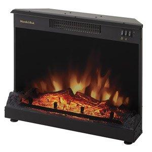 Limited Supply Muskoka Mfi2500 Masonry Electric Fireplace Insert