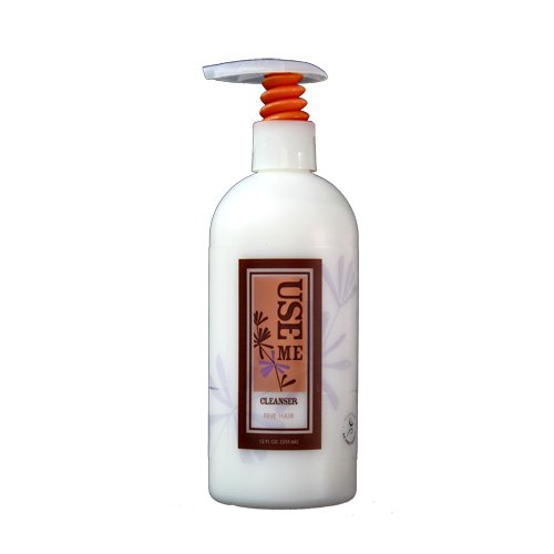 Cleanser For Fine Hair Sulfate Free Paraben Free Vegan