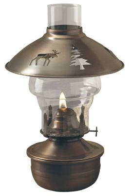 Montana Mini Oil Lamp [Set of 4]