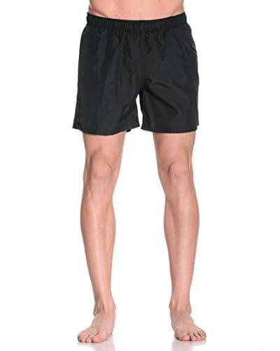 Allen Cox Shorts da Bagno Villa [Nero]