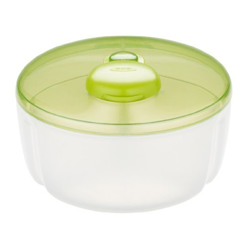 Oxo Tot Formula Dispenser, Green Color: Green Newborn, Kid, Child, Childern, Infant, Baby front-547297