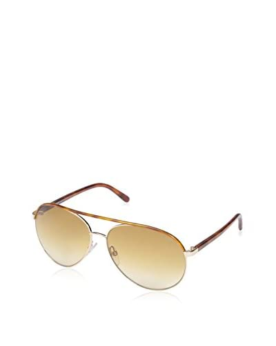 Tom Ford Women's TF112 Sunglasses, Havana/Gold