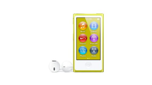 Apple iPod Nano 16GB (7. Generation) gelb