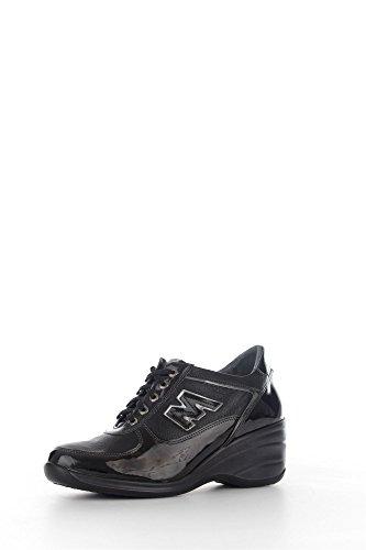 Melluso 06231 Sneakers Donna Pelle Nero Nero 39