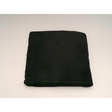 スレン染 タオル240匁 サイズ32×84cm。黒色 12枚入