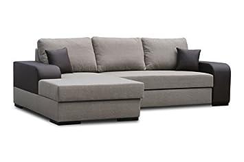 Wohnlandschaft Funny Sofa Couch Ecksofa Eckcouch Big XXL 01331