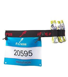 iFitness iFitness Race Belt with Gel Holders