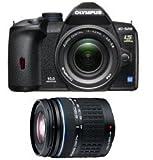 Olympus Evolt E520 10MP Digital SLR Camera with