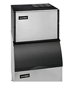 Ice-O-Matic ICE0500HT Air Cooled 586 Lb Half Cube Ice Machine by Ice-O-Matic