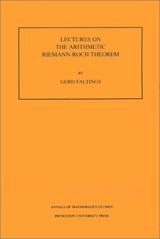 Lectures on the arithmetic Riemann-Roch theorem