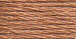 DMC Pearl Cotton Skeins Size 5 27.3 Yards Dark Desert Sand 115 5-407; 12 Items/Order
