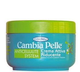 crema anticellulite system attiva cambia pelle vaso da 500 ml
