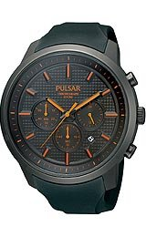 Pulsar 3-Hand Chronograph with Date Men's watch #PT3207