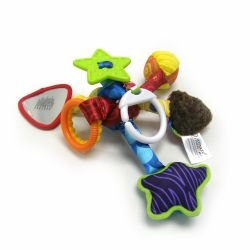 LAMAZE TUG AND PLAY KNOT BLOCK