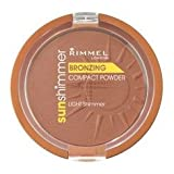 SunShimmer by Rimmel London Bronzing Compact Powder 11g Medium Shimmer