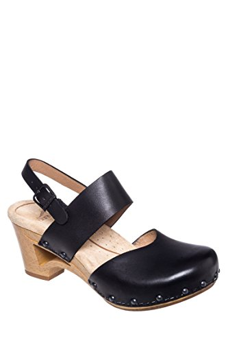 Thea Full Grain Low Heel Pump