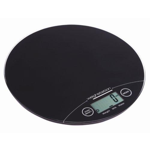 Weighstation électroniques Balances ronde Capacité: 5kg / 11lbs