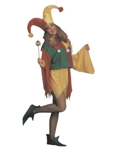 Jester Kings 1 Sz Adult Mens Costume
