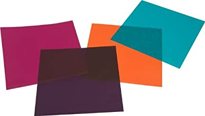 American DJ CGS-8B 8x8 Gel Sheet Packet B by American DJ