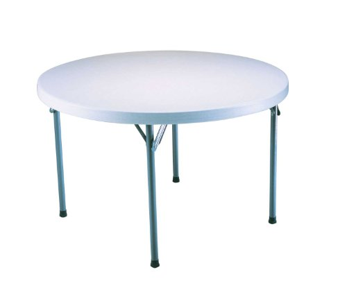 Nrsuv Fgx: Lifetime 22960 4-Foot Round Table With 48-Inch