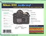 Nikon D50 in Brief - a quick field reference for your camera bag