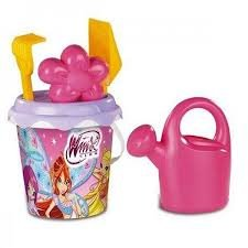 Mondo 28153 - Set da Spiaggia Winx Bucket Set