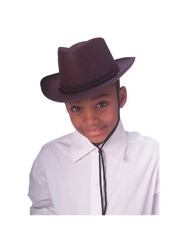 Brown Cowboy Hat for Kids