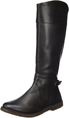 KickersCrick - Stivali classici al ginocchio Donna , marrone (Marrone (Marron Foncé)), 41 EU