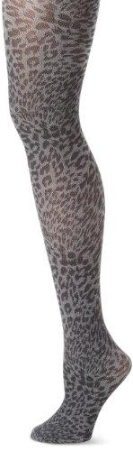 Steve Madden Legwear Women's Cheetah…
