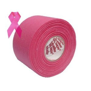 Pink Athletic Tape for Breast Cancer Awareness - 1 Roll