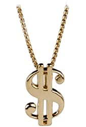 Official Atlas Shrugged Dollar Sign Pendant & Necklace