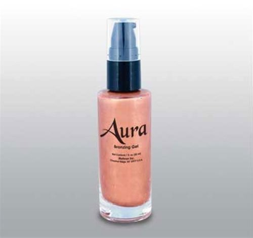 Aura Bronzing Gel Mehron Make Up Bronzing Make Up Gel 193