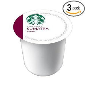 Starbucks Sumatra K-Cup Portion Pack For Keurig K-Cup Brewers 10 Ct (Pack Of 18) front-600161