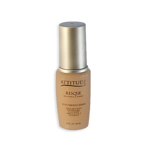 Attitude Line Resque Anti-Oxidant Serum, 4-Ounce