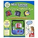 Leap Frog: Fridge Phonics Magnetic Letter Set Spanish Edition