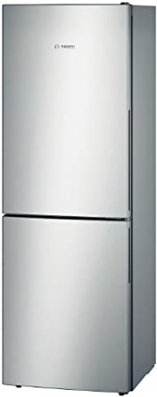 Bosch KGV33VL31S réfrigérateur-congélateur - réfrigérateurs-congélateurs (Autonome, Acier inoxydable, Bas-placé, A++, SN, T, LED)